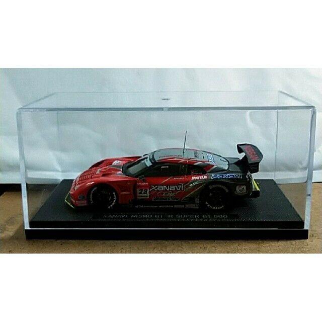 SUPER GT Xanavi Nismo Gt R   23 1 43 Ebbro modello auto