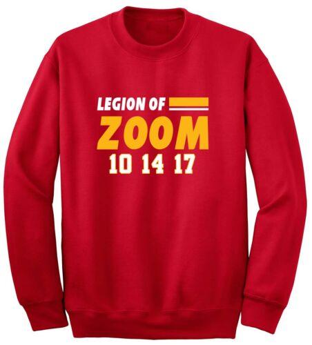 Sammy Watkins Tyreek Hill Kansas City Chiefs Legion of Zoom HOODED SWEATSHIRT
