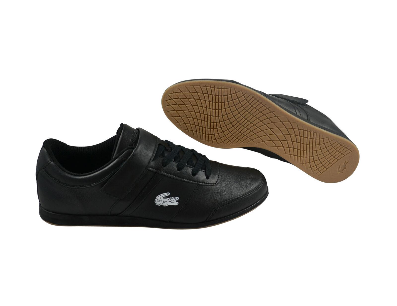 Lacoste Embrun REI SPM black/black Schuhe/Sneaker Größenauswahl!