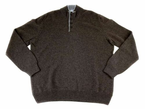 Pull Xxl over Tricot Club 56 Country Laine Marron Xl 4btn Homme Pull BUq4T