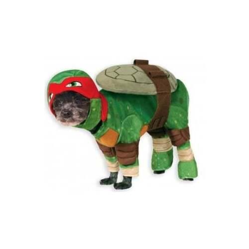 DOG Teenage Mutant Ninja Turtle Pet Costume Novità Regalo