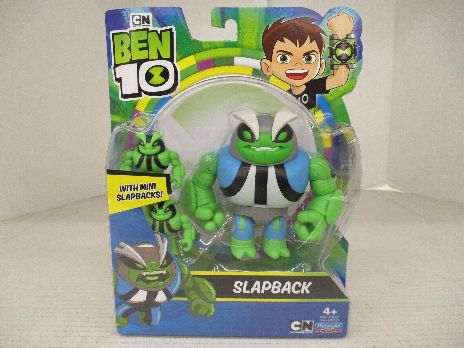 figurine action Portable 2683 Ben 10 Slapback avec mini SLAPBACKS