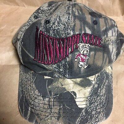 NCAA MSU Mississippi State U Bulldogs Game Day Snapback Caps Hats