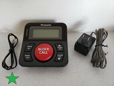NEW Panasonic KX-TGA710B Call Block Button KXTGA710B ...