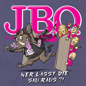 J-B-O-Wer-laesst-die-Sau-raus-Digipak-CD-884860270922