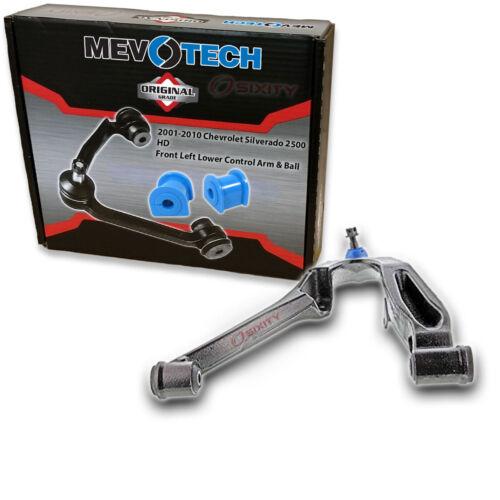 Mevotech Front Left Lower Control Arm /& Ball Joint for 2001-2010 Chevrolet vj