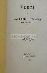 BORBONI-BRIGANTI-BRIGANTAGGIO-SILA-LA-CALABRIA-NEL-1799-PESACA-SCAMBELLURI-1870