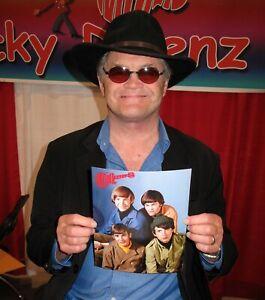 MICKY-DOLENZ-DIRECT-2U-THE-MONKEES-CAST-8x10-11-SIGNED-TO-YOU-BY-MICKY