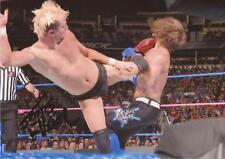 WWE WRESTLING: JAMES ELLSWORTH SIGNED 6x4 ACTION PHOTO+COA **PROOF**