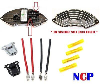 Ncp HEATER BLOWER MOTOR RESISTOR FOR X