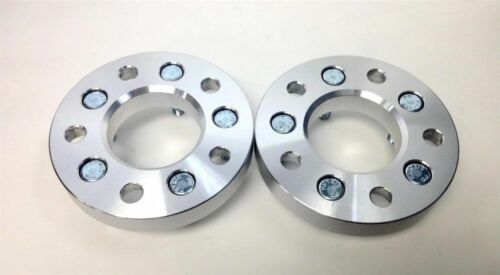 """4 Wheel Adapters5x120.7 to 5x114.312x1.5 Thread32mm 1.25/"""" Inch Thick"""
