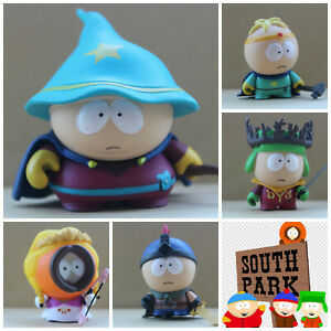 South-Park-Action-Toys-Mini-Figures-Models-Collectibles-Cartman-Stan-Kenny-Kyle