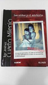 CUARTO MILENIO LOS NIÑOS Y EL MISTERIO DVD + LIBRO EDICION ESPAÑOLA ...