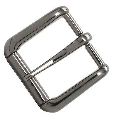"Napa Heel Bar Belt Buckle Antique Brass 1-1//4/"" 1642-09 by Stecksstore"