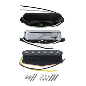US-Alnico-5-Single-Coil-Tele-Neck-Bridge-N-B-Set-Pickup-for-Telecaster-Guitar