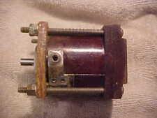 Small Antique Electric Motor Bakelite Casing Very Interesting Help Identify