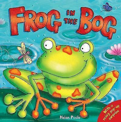 1 of 1 - Frog in the Bog (Noisy Pop-Up Books), , 1848571569, New Book