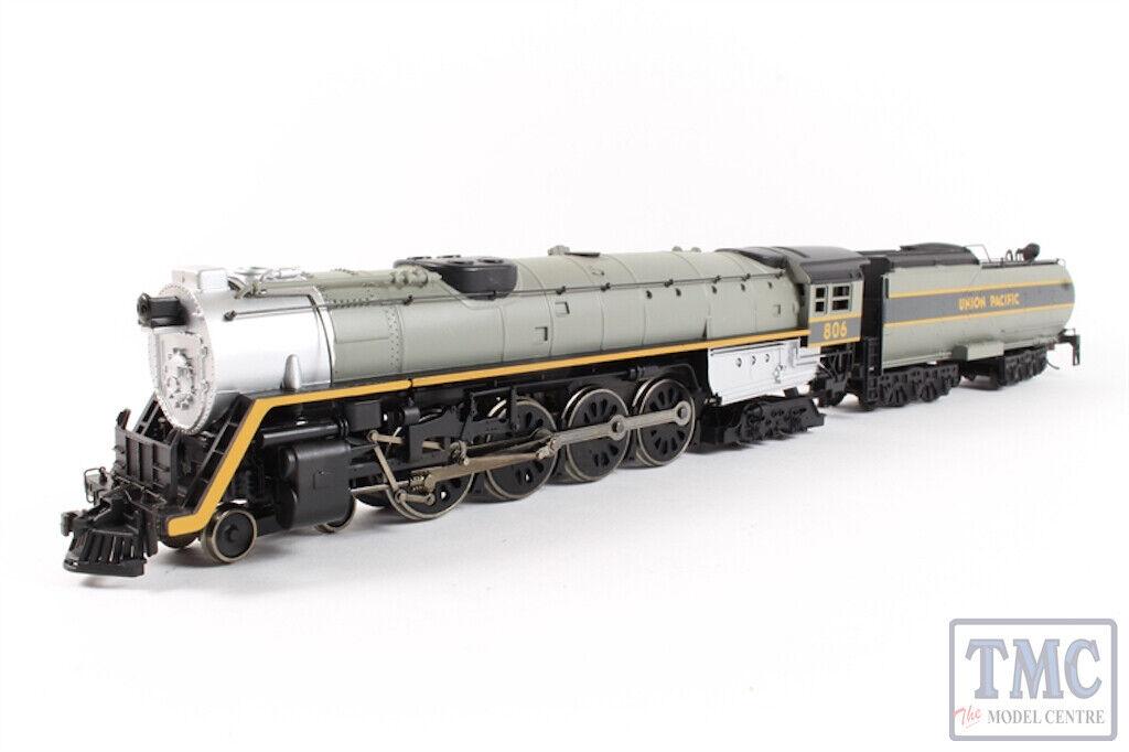 53502 Bachmann HO Scale 4-8-4 Locomotive & Tender Union Pacific Pacific roach 65533;   807