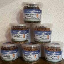 Probierpaket *6 x Sojabohnen á 120 g  - verschiedene Sorten* aus Bayern