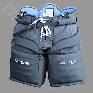 New Vaughn P Lt68 Ventus Junior Ice Hockey Goalie Pants Ebay