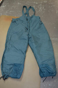 Used-Canadian-air-force-blue-cold-weather-trousers-pants-size-7038-P4-bte155