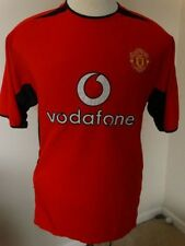 Manchester United Vodafone Football Soccer Set - Jersey & Short (Medium)