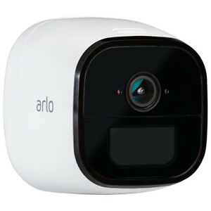 Netgear-Arlo-Go-4030-HD-Indoor-Outdoor-Security-Verizon-with-Battery-and-Charger