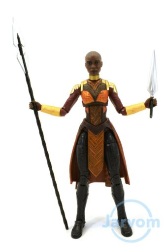"Marvel Legends 6/"" inch Build a Figure Okoye Parts Individual Pieces"