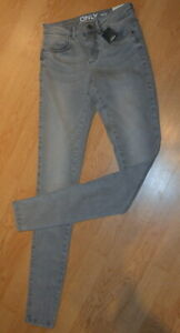 JEANS-GRIS-034-ONLY-034-TAILLE-XS-34-NEUF