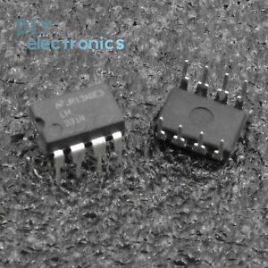 10PCS-LM331N-LM331-DIP-8-Precision-Voltage-to-Frequency-Converters-IC-US
