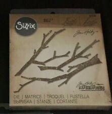 Sizzix Bigz Die By Tim Holtz Branches 663138