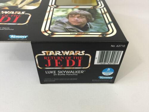 Film, TV & Videospiele inserts custom vintage Star wars rotj 12 luke skywalker battle poncho box