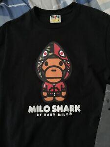 bape shark t shirt