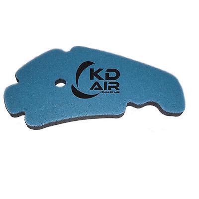 KD AIR Luftfilter passend für Derbi GP1 125 GP 1 250
