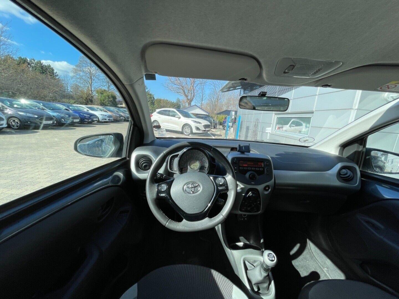 Toyota Aygo 1,0 VVT-i x - billede 5