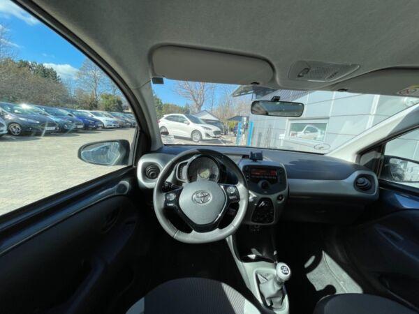 Toyota Aygo 1,0 VVT-i x billede 5