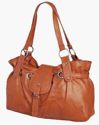 Fur Boten Schulter Faux Leder Handtasche Handtasche Damen Zwei Riemen Tasche