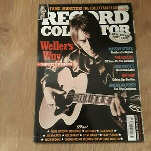 RECORD-COLLECTOR-MAGAZINE-APRIL-2010-ISSUE-374-PAUL-WELLER-MASSIVE-ATTACK