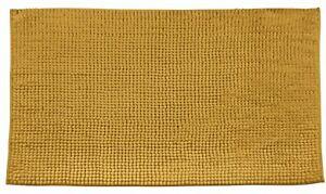Argos Home Bobble Bath Mat - Mustard 5057241088316 | eBay