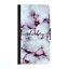 iPhone-XS-Max-XR-X-Leather-Flip-Wallet-Case-Marble-IV-Personalised-Custom-Name