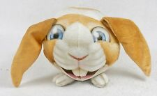 Fur Balls Bunny Rabbit ~ Cute Cuddly Round Plush Pets, 3D Graphics, Style #9