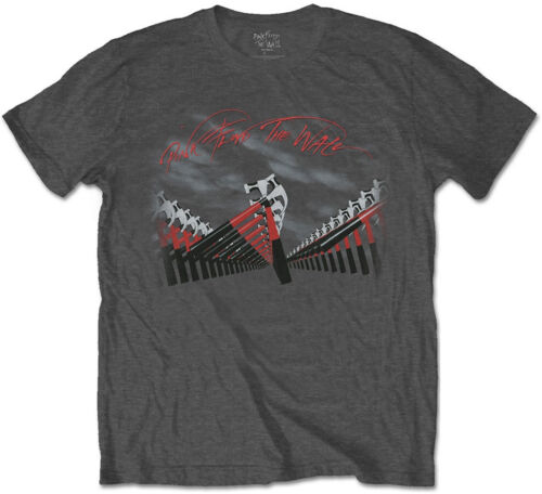 Pink Floyd /'The Wall Marching Hammers/' T-Shirt NEW /& OFFICIAL!