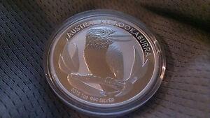 2012-1-oz-Silver-Australian-Kookaburra-Coin-Bullion-BU-Australia