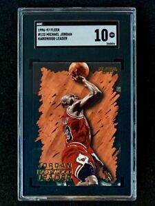 1996-97-Fleer-Michael-Jordan-123-Hardwood-Leader-SGC-10-Pop-4