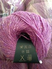 Debbie Bliss Fine Donegal shade 18 Lilac