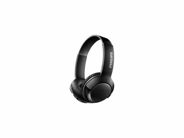 Philips Bass Shb3075bk27 On Ear Wireless Headband Headphones Black For Sale Online Ebay
