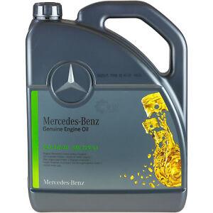 PKW-Synthetic-Original-Motoroel-Mercedes-Benz-5W-30-MB-229-51-5-Liter