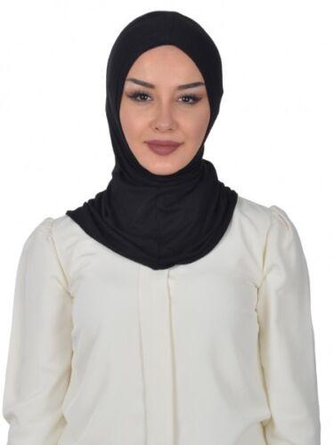 Tb-01 tesettür NINJA Bone Bonnet Hijab türban Esarp Sal Khimar