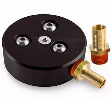 Red Ohio Diesel Parts Fuel Tank Gas//Diesel Sump for FASS AirDog Fuelab
