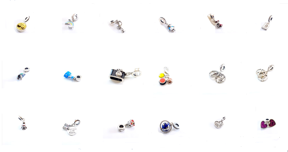 ^Choose^ New Authentic Bracelet Charms Beads S925 Sterling Silver Styles P1